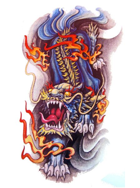 japanese lion tattoo flash designs top quality high resolution color design with tattoo. Black Bedroom Furniture Sets. Home Design Ideas