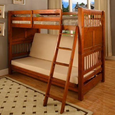 Varios Diseños de Camas para Niños Lofts and Bedrooms