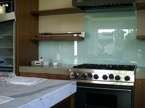 Extreame Glass Paint Painted Glass Backsplash One Peice Glass