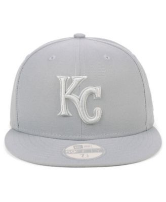 New Era Kansas City Royals Fall Prism Pack 59FIFTY-fitted Cap - Gray ... d9890c822ef8