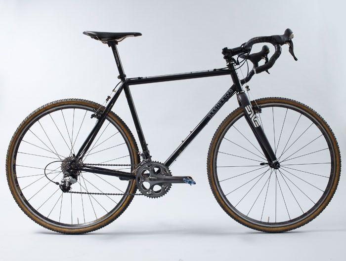 Geekhouse Bikes Mudville Cyclocross bike