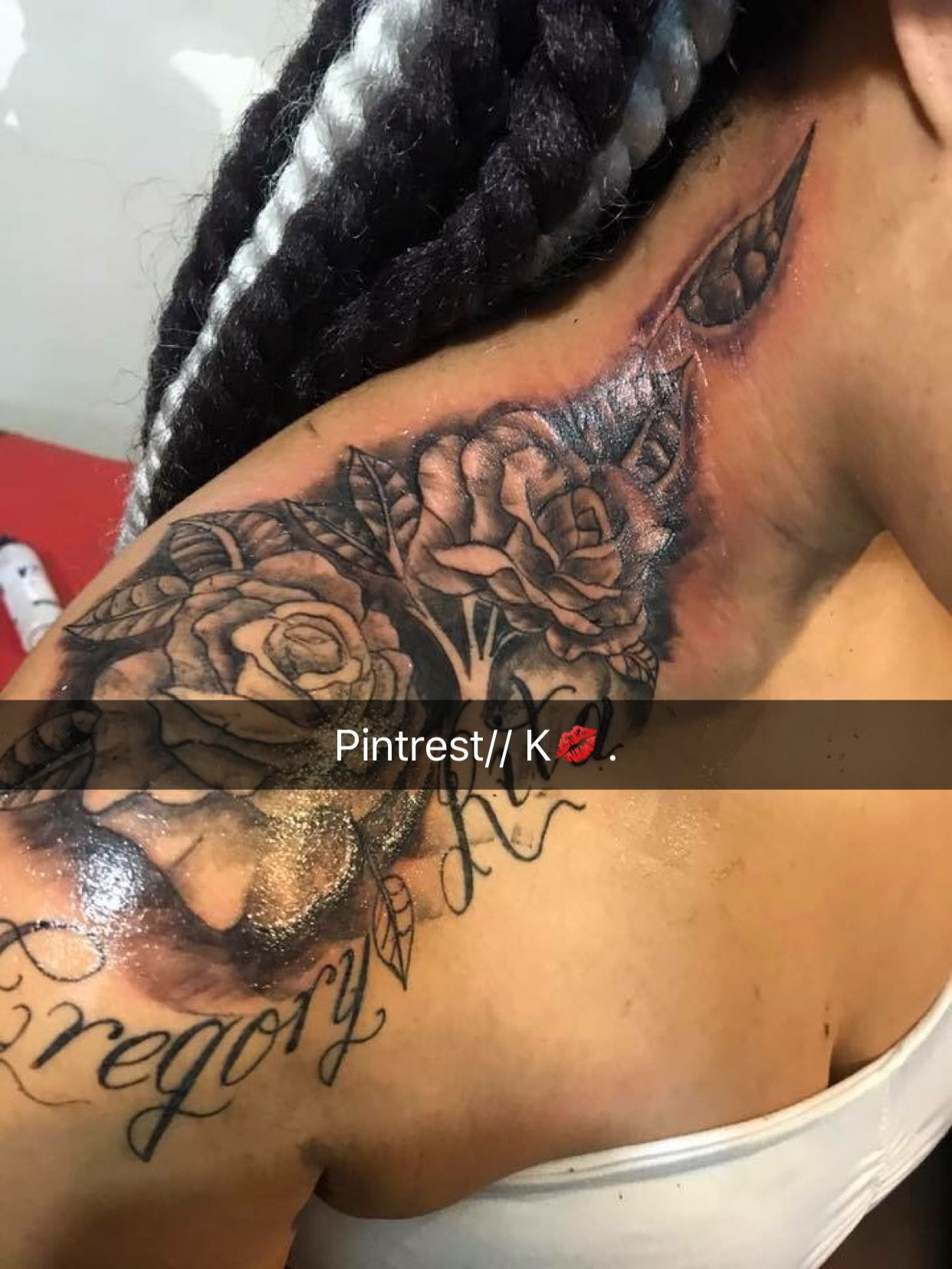 Pin by Riley Flyte on tattoo ideas Black girls with