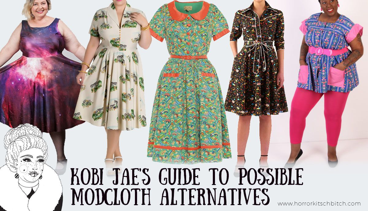 8b8932bb141 A list of independent plus size clothing designers and boutiques that are  similar to could be viable alternatives to shopping at Modcloth!