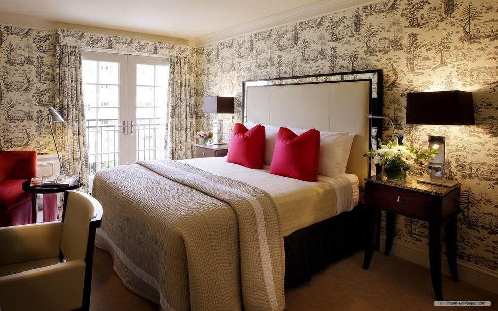 Contoh Wallpaper Dinding Untuk R Tidur Sempit Kecil Minimalis