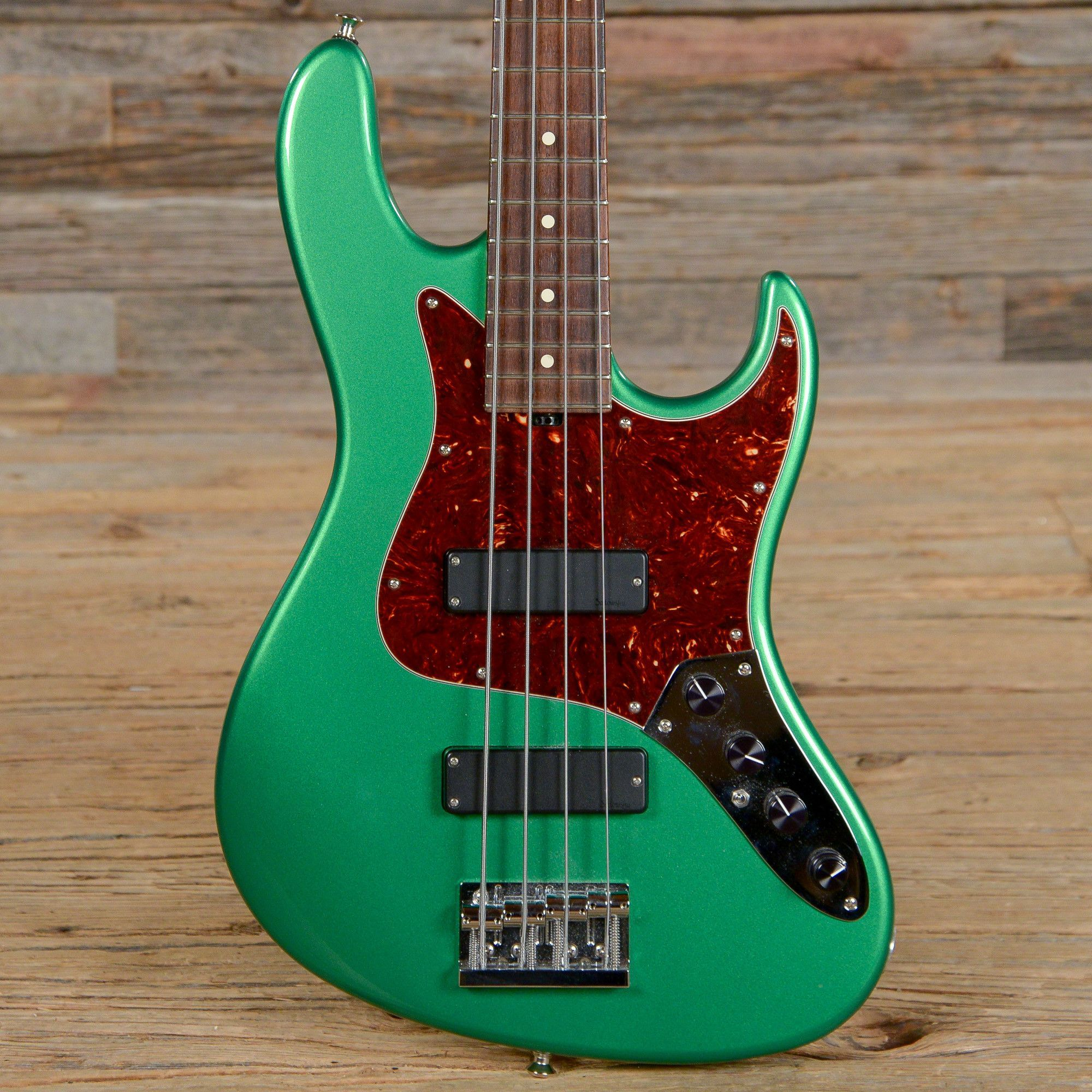 Sadowsky Will Lee Signature Bass Candy Apple Green 2015 S927