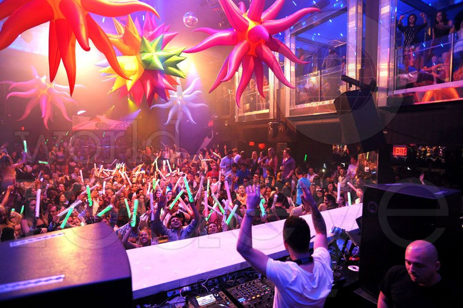Dirty South DJed The Night Away At LIV Inside Fontainebleau Miami Beach