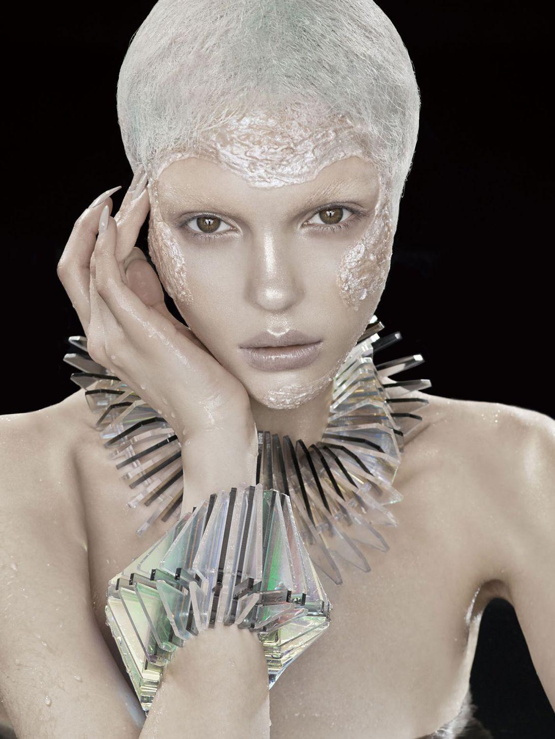 Kate Bogucharskaia by David Dunan for Vogue China April 2014 3
