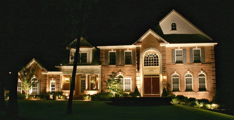 Exterior Home Lighting Led Flood Light Lication For