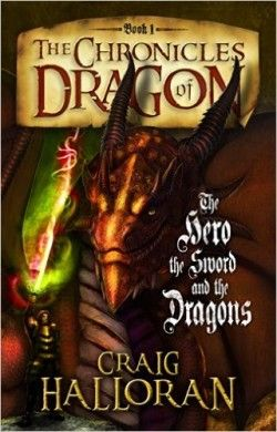 http://bookbarbarian.com/the-chronicles-of-dragon-by-craig-halloran/ Welcome to the world of NALZAMBOR ...   Nath is a special warrior. He is a man destined to be a dragon. In order to become a dragon, he must save the dragons.   For countless years Nath has been on a quest to become a dragon, but his meddling with the other races tends to get in the way. The way of men is not the way of Nath Dragon his father has warned him. Yet, Nath, unable to control his fascination o