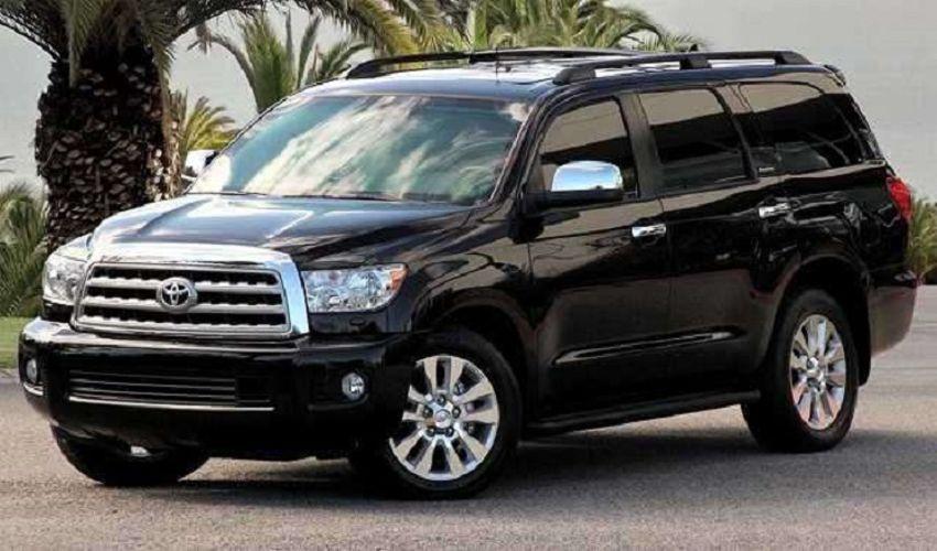 2018 Toyota Sequoia Redesign Release Date Price And Specs Rumor