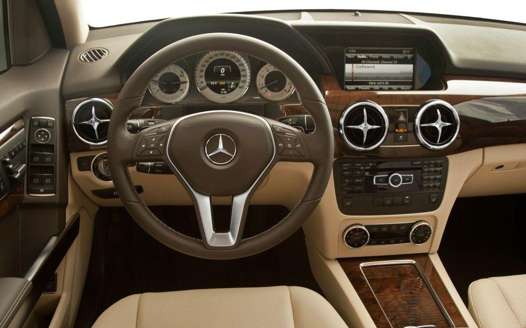 2015 mercedes benz glk350 interior