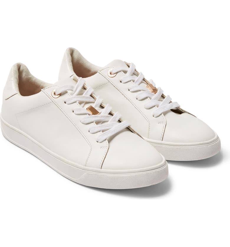 Topshop Cabo Low Top Sneaker (Women in