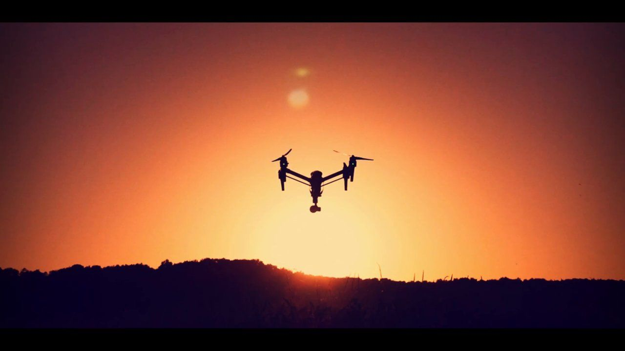 pretty stunning video shot with dji u0027s new inspire one quadcopter