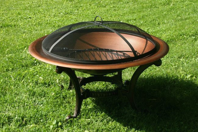 Before You Start Making Your Pie Ll Need A Fire Pit