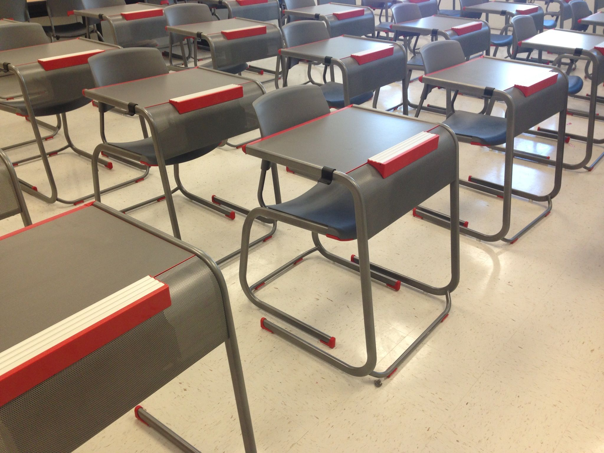 Aandd Install School Furniture For The 21stcenturyclassroom