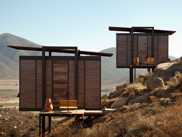Tiny houses for California day dreaming