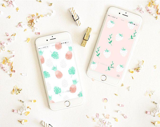 Iphone Wallpapers For Lauren: Inspired Idea: Tech Wallpapers