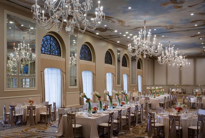 The Adolphus Cheap Wedding VenuesWedding