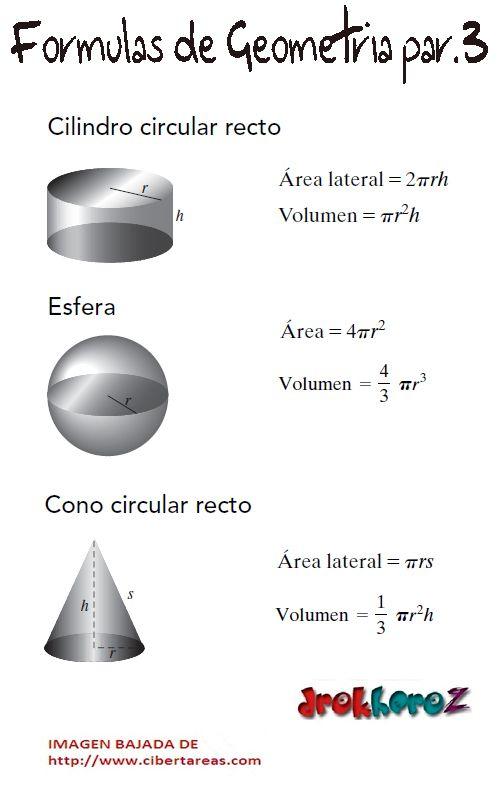 Pin En Geometría Del Espacio