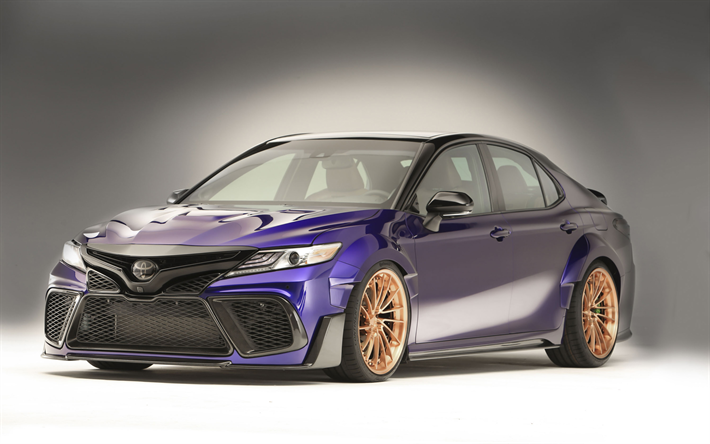 all new camry sport agya trd s 2018 download wallpapers toyota rutledge wood tuning cars