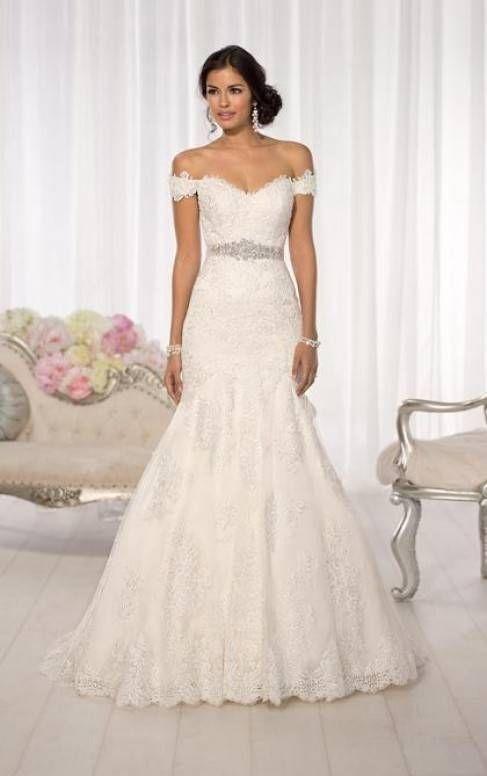 vestidos de novia venta online con escote corazon confeccionado en