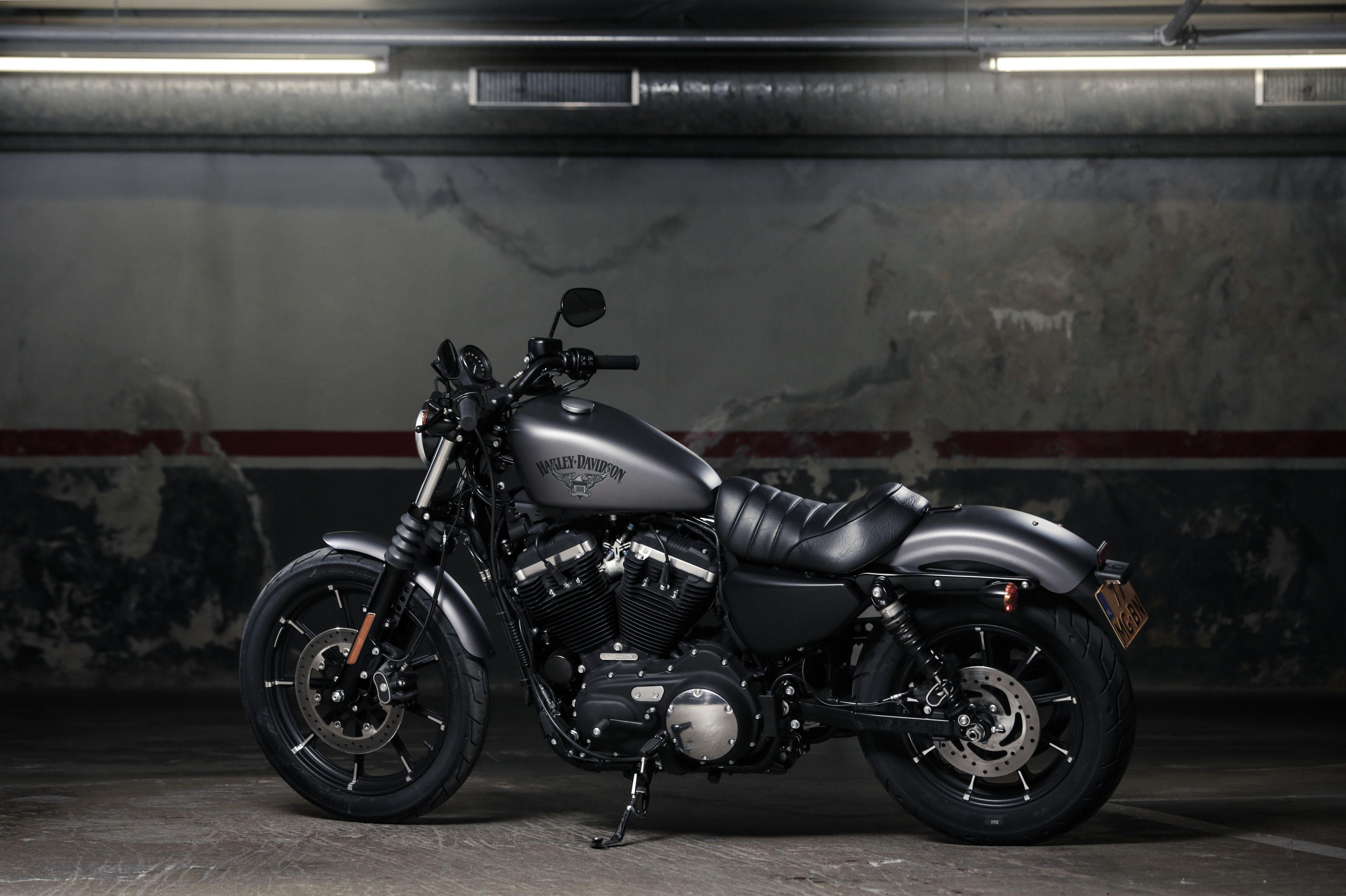 Exceptionnel 2017 Harley Davidson Iron 883