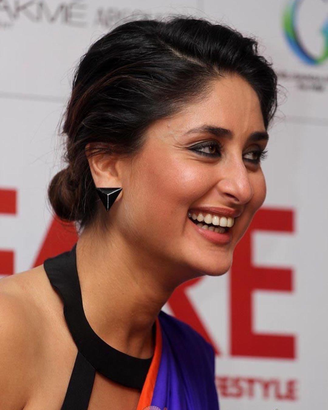 Good Morning With Her Smile ️😍 ️   Kareena kapoor khan ...