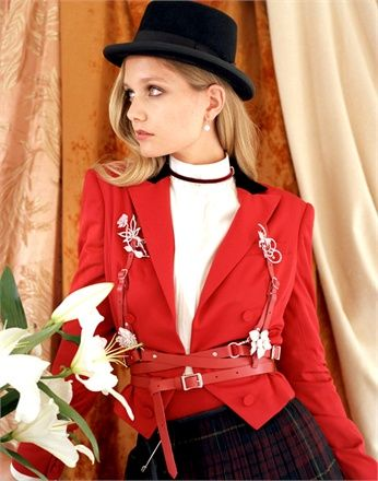 S in Fashion Avenue: EQUESTRIAN