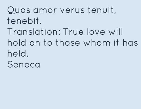 true love in latin