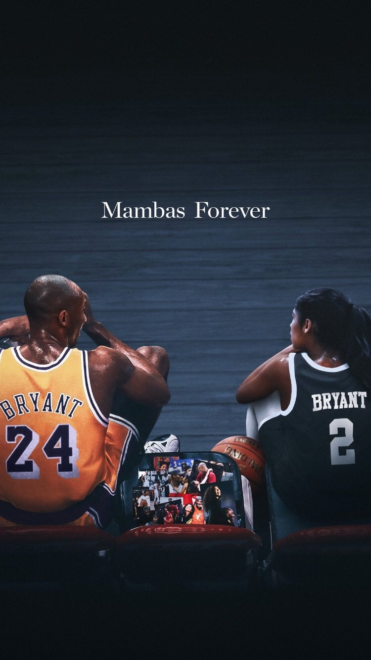 Love And Basketball Wallpaper : basketball, wallpaper, Daniel, Burciaga, Twitter, Bryant, Pictures,, Family,, Wallpaper