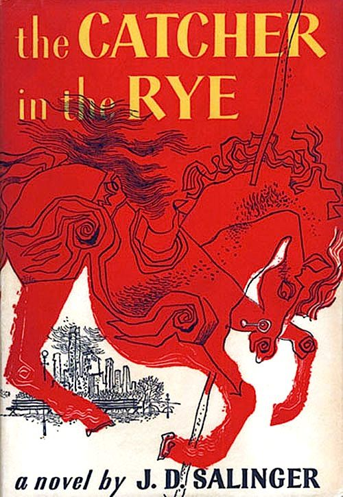 The Catcher In The Rye 1951 By J D Salinger Is About 16 Year Old Holden Caulfield Struggling Against Having To Resig Banned Books Classic Books Good Books