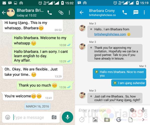 belajar bahasa inggris online via chatting belajar bahasa