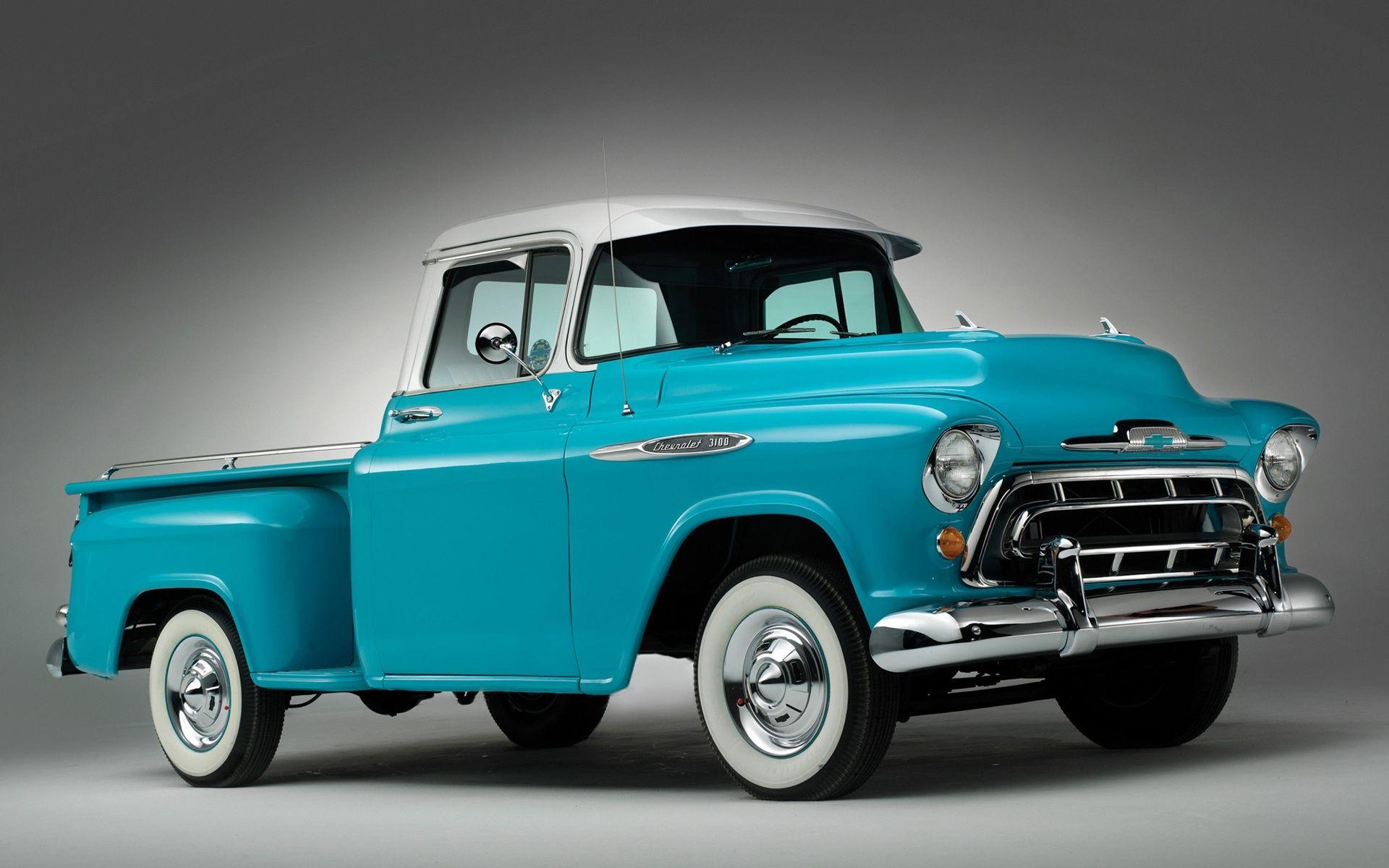 1957 Chevrolet Pickup Wallpaper Background 55 59 Chevrolet Task