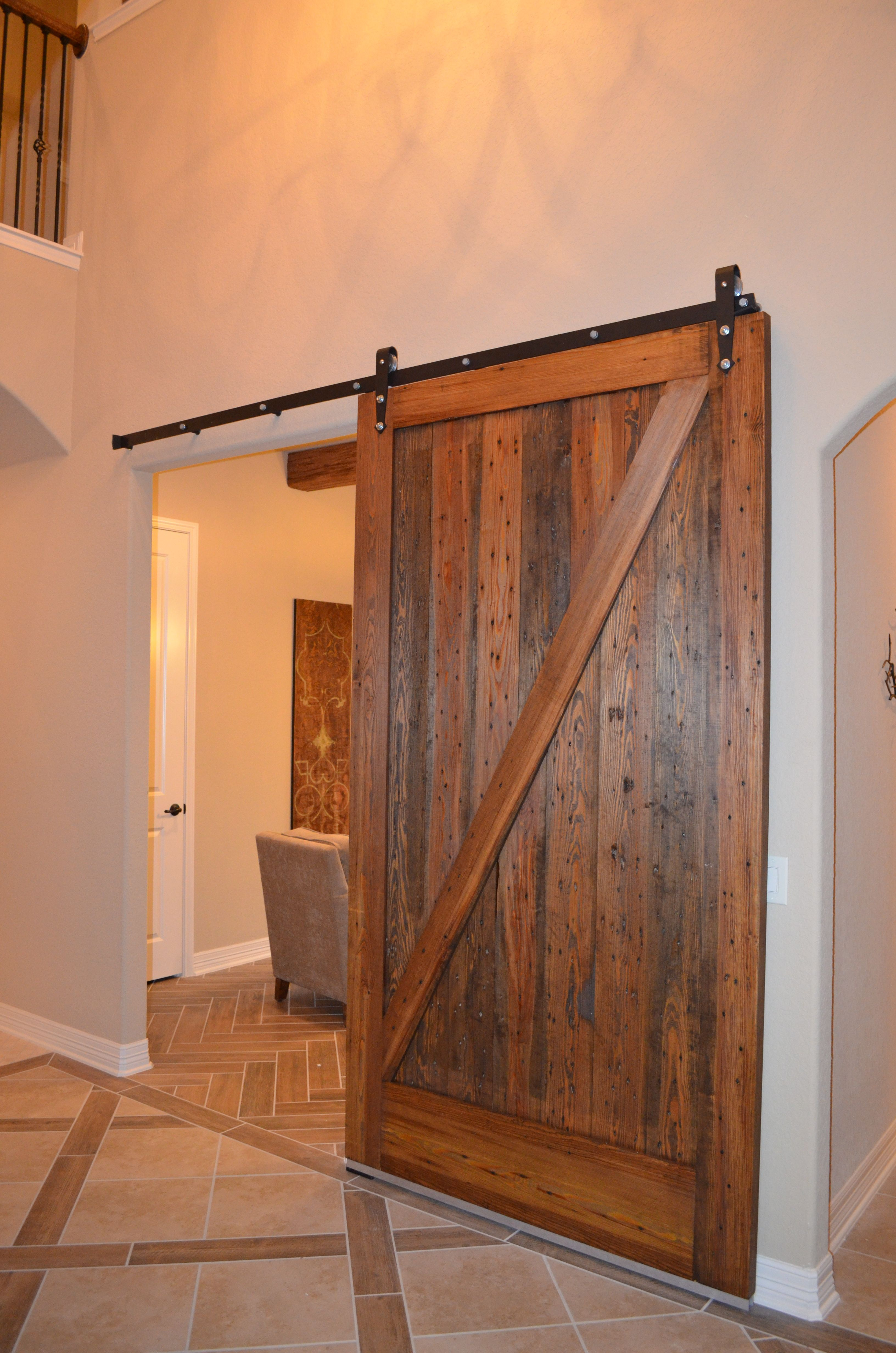 Barn Door- Designs by Finishing Touches