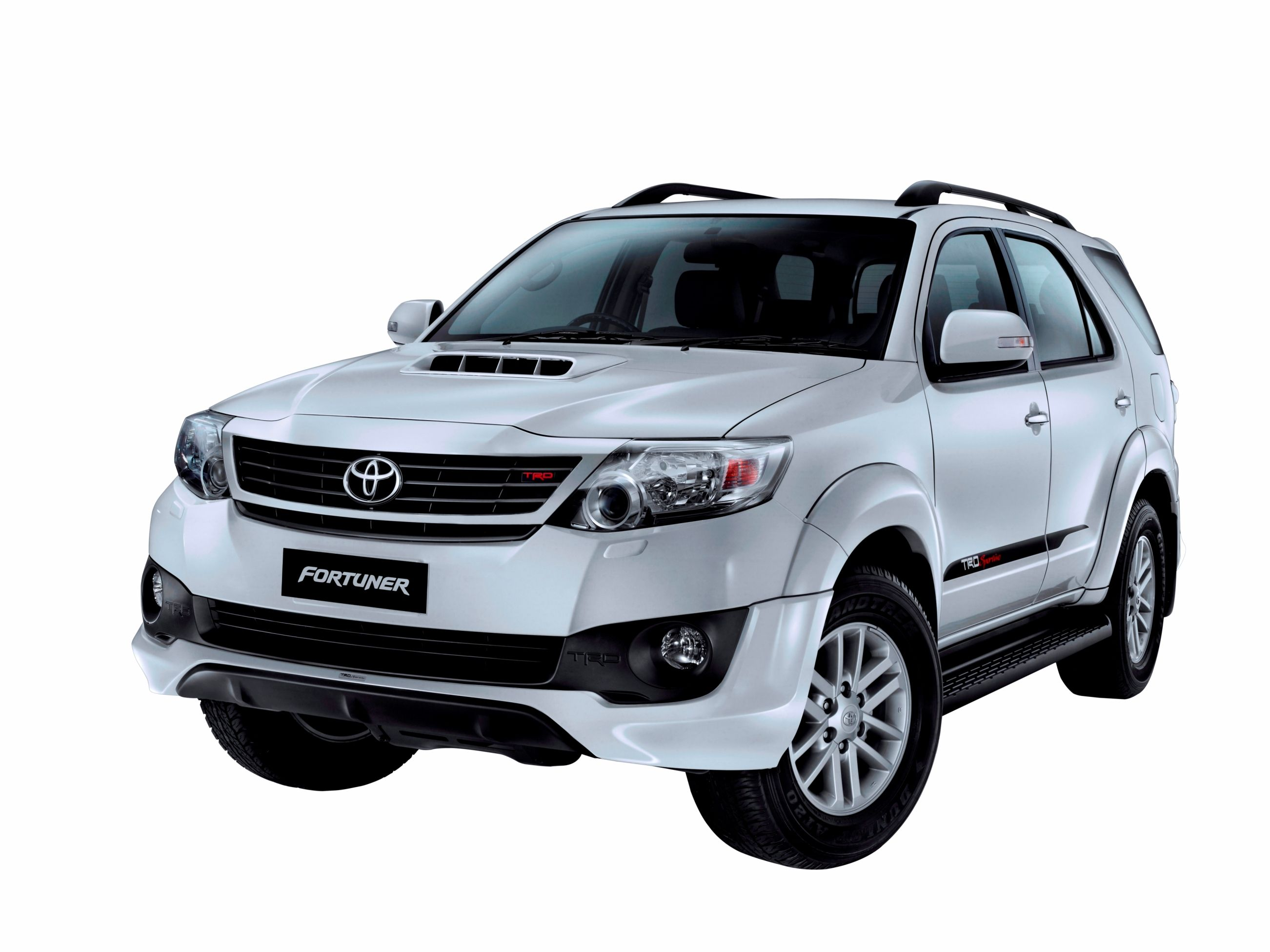 toyota has re-launched the #fortuner #trd #sportivo in india. only