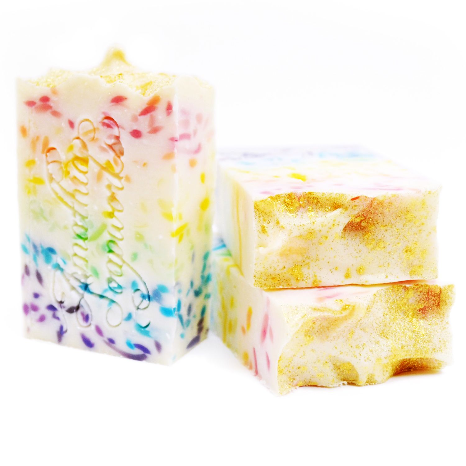 Amazing soaps - with tutorials - from Amathia