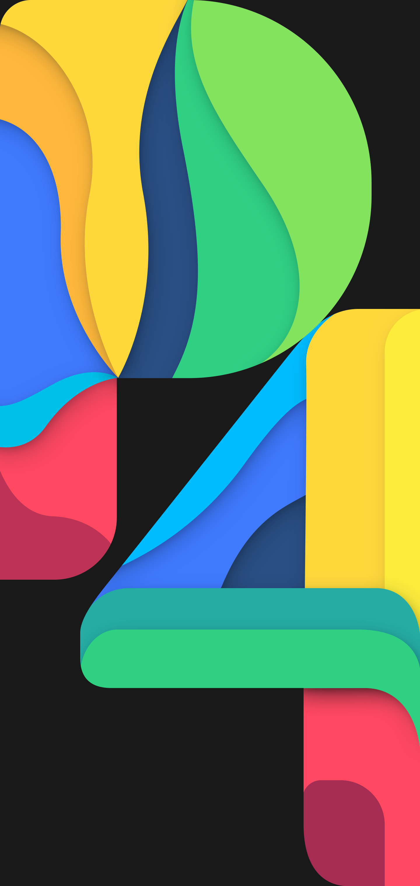 Pixel 4 Wallpaper Mod