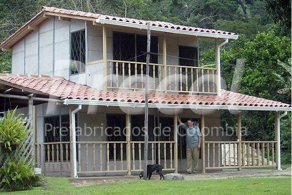 Productos construcci n pinterest - Casas prefabricadas metalicas ...