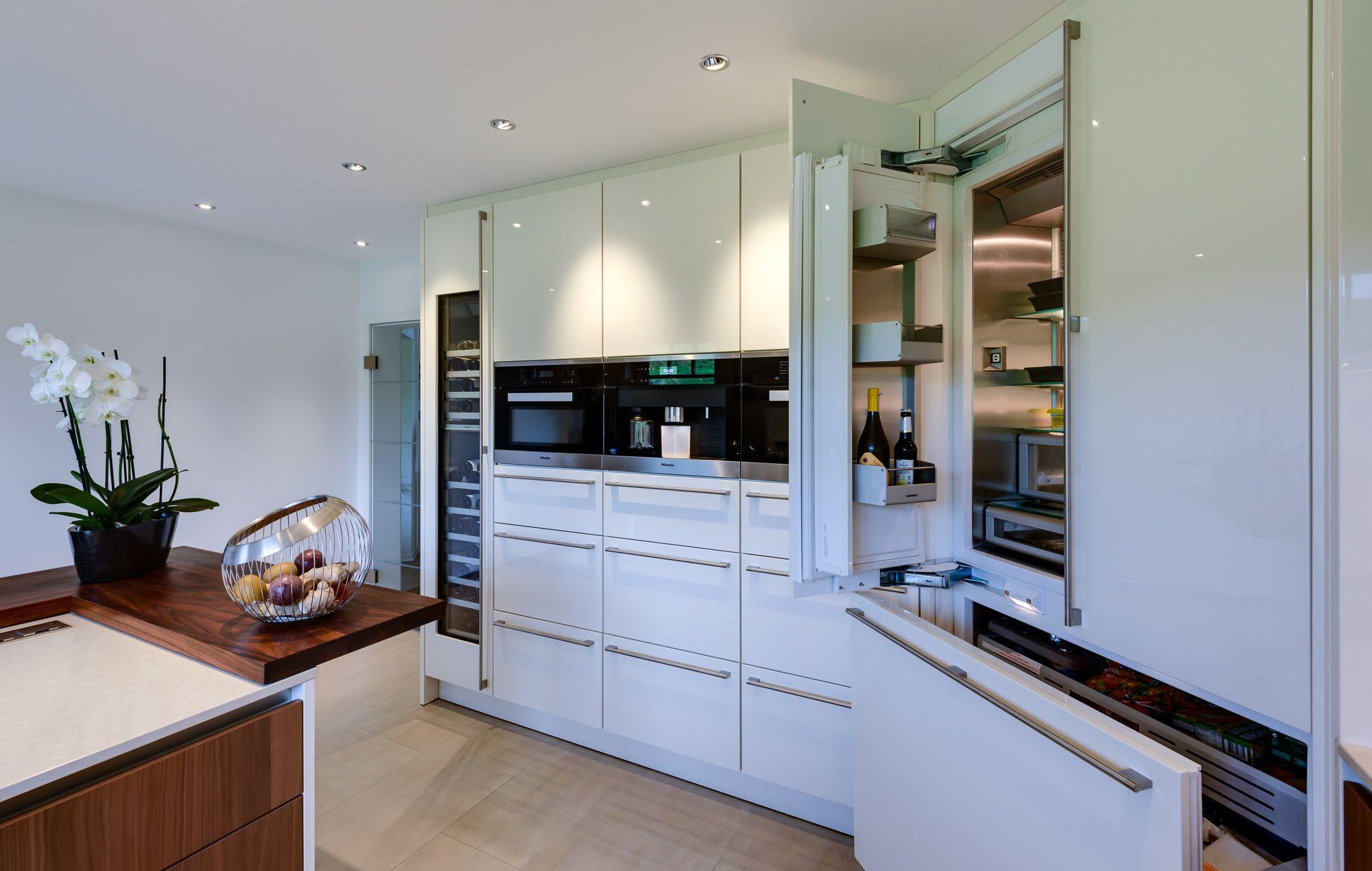 Küche Schrankwand