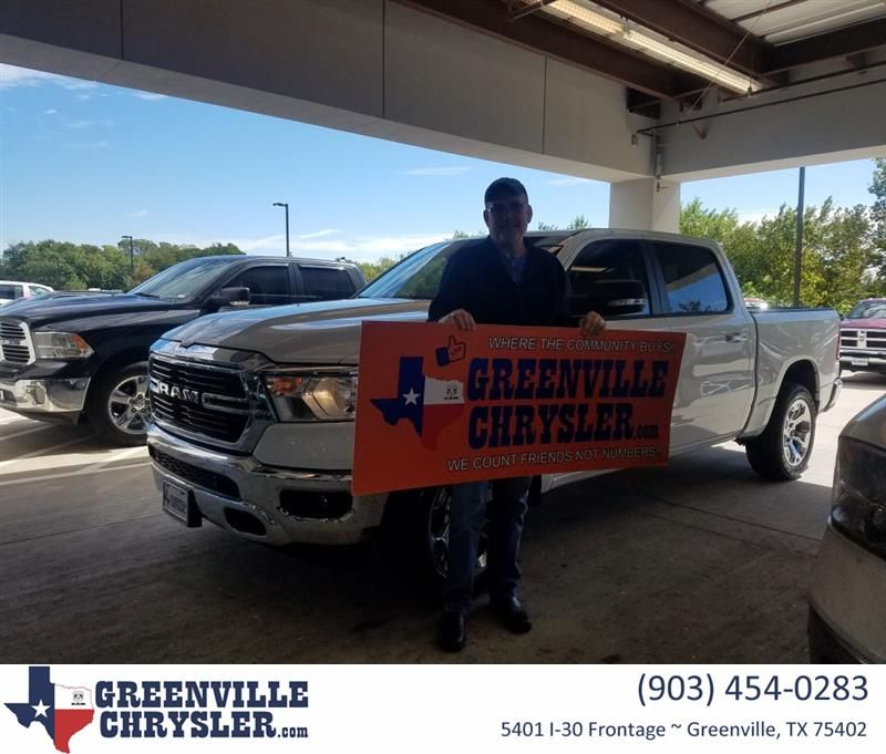 Congratulations Brian On Your Ram 1500 From Rosa Hernandez At