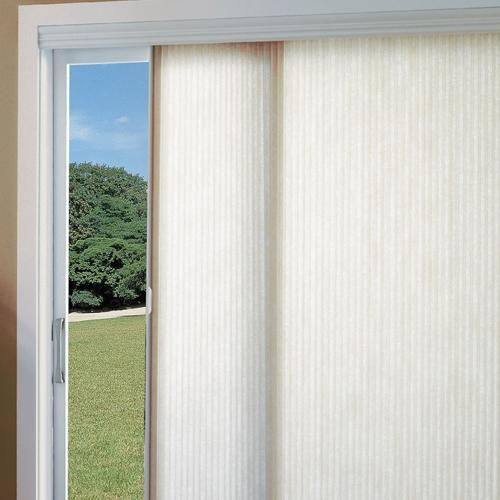 Premium Light Filtering Vertical Cellular Shades New