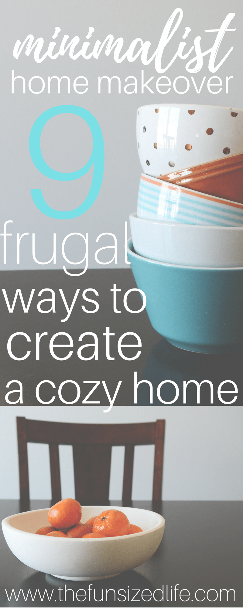 Frugal Ways to Create a Cozy Minimalist Home That's Unique #minimalisthomedecor