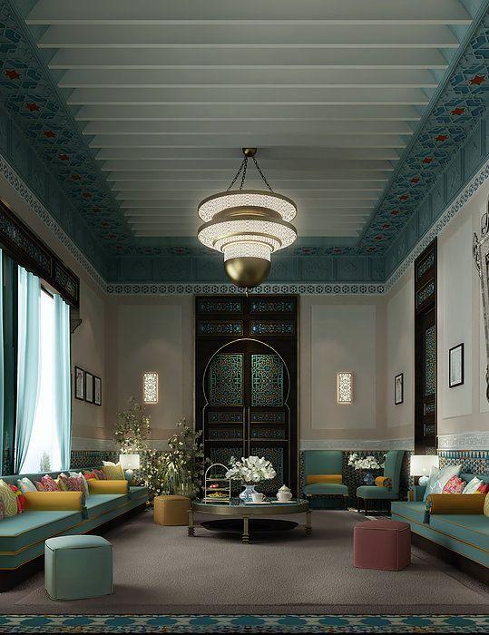 Luxury Arabic Majlis Design - by IONS DESIGN -dubai, UAE www ... on interior african house, interior beach house, interior japan house, interior indian house, interior chinese house,
