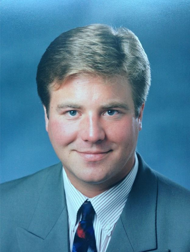 This is when Bob Solarski first started at Channel 3 news - in 1994