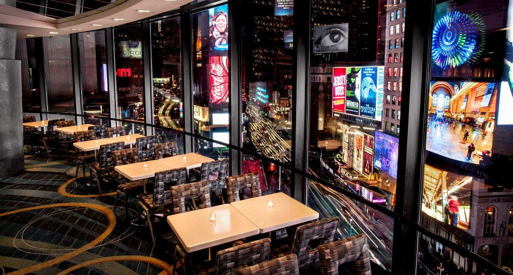 Times Square Restaurant Nyc