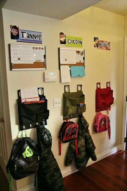 organizing for after school