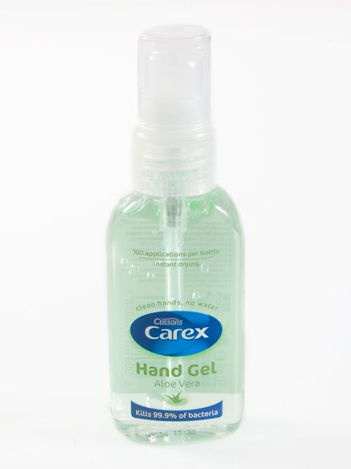 Carex Antibacterial Hand Gel 50ml In 2020 Travel Size Products