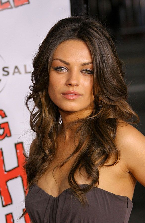 Mila Kunis I Want To Be Her Hair Highlights Pinterest Mila