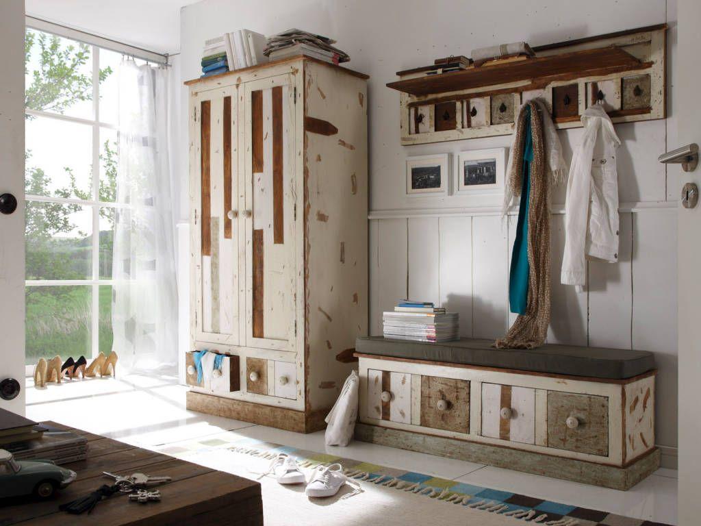 Mobili Da Ingresso Shabby : Ingresso & corridoio in stile di massivum idee casa pinterest