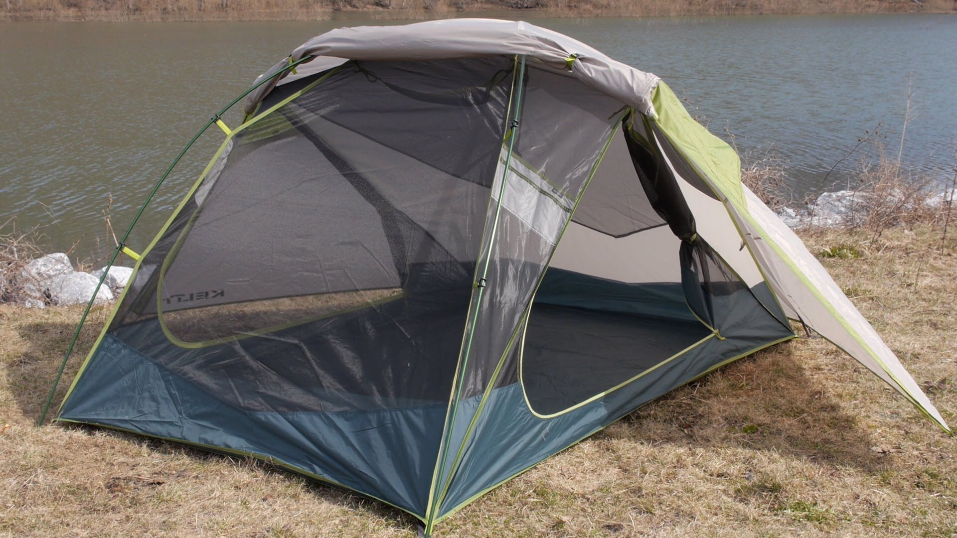 Kelty Trail Ridge 2 3-Season Backpacking Tent Video by Backcountry Edge & Kelty Trail Ridge 2 3-Season Backpacking Tent Video by Backcountry ...